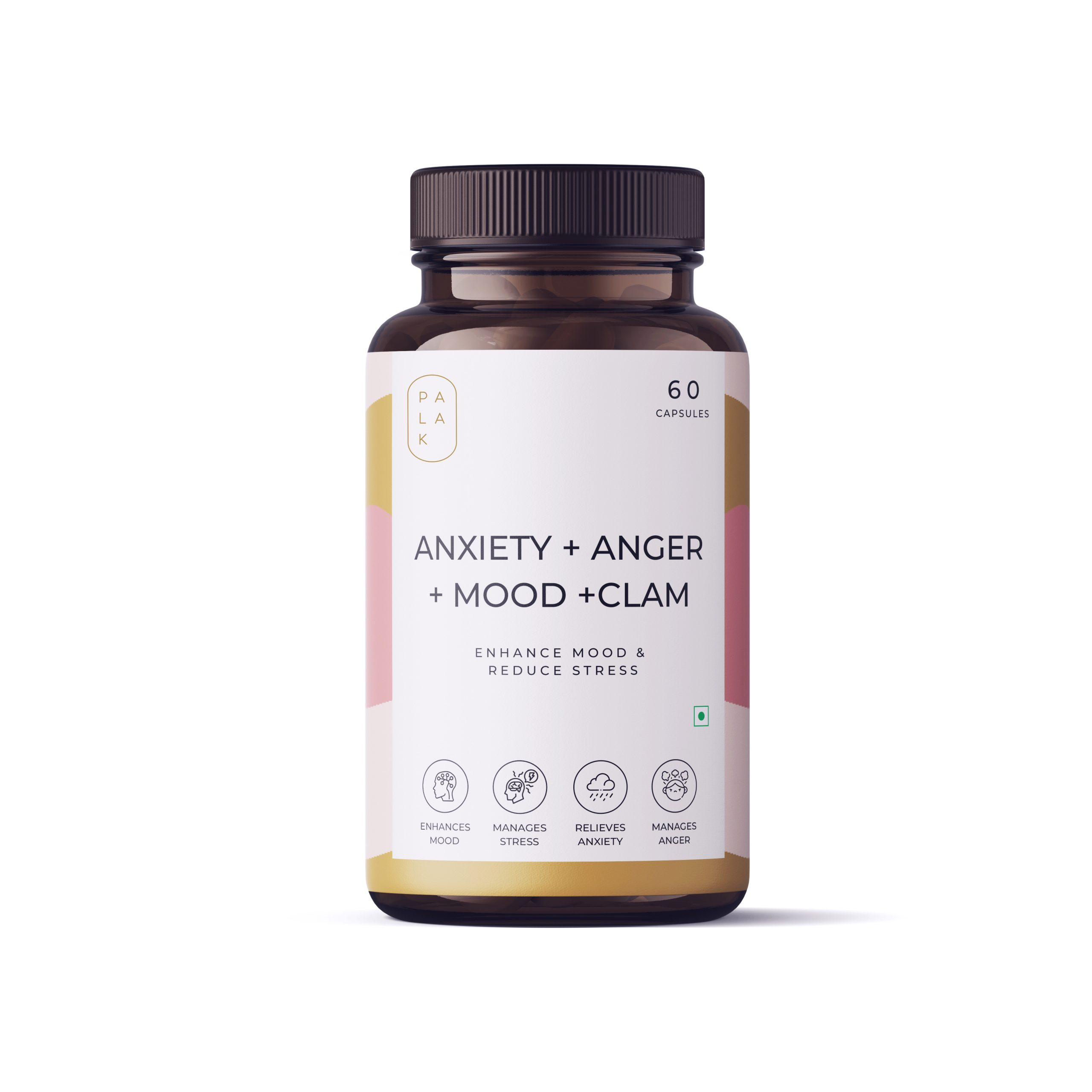 Palak Notes: Anxiety + Anger + Mood + Calm