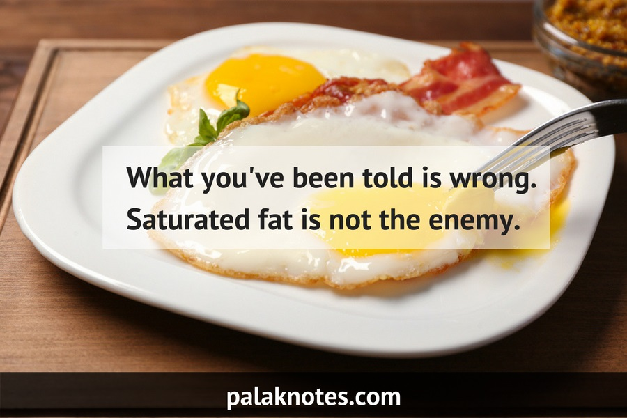 Myth Debunked: Are Saturated Fats Considered Bad? (Cardiologist Says..)