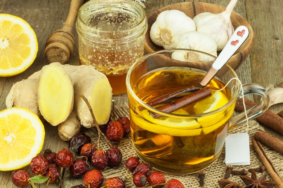 3 Quick And Natural Home Remedies For Cold Flu